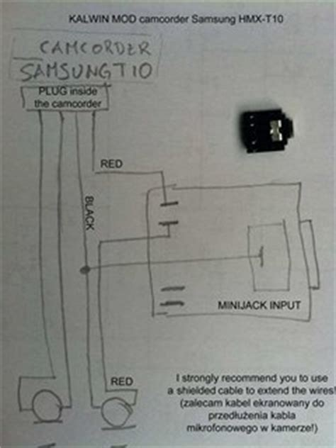 How Add Mic Input Headphones Output Samsung Hmx