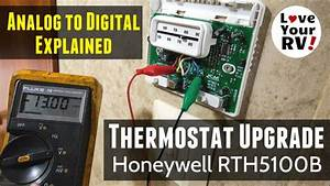 Rv Digital Thermostat Upgrade Mod  Explained