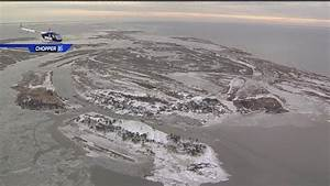 Chopper 16 Tours Delmarva After First Snow Storm of 2017 ...