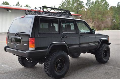 built jeep cherokee sell used 2000 jeep cherokee sport 4x4 xj fully built 4 5