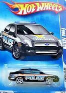 ford fusion hot wheels wiki