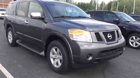 Findlay Ford by Sold 2011 Nissan Armada Sv Reineke Ford Lincoln