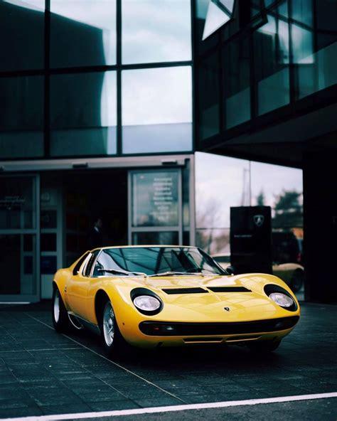 Best 25+ Lamborghini Miura Ideas On Pinterest