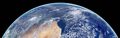 Earth Panorama 4k Horizon Wallpapers 8k Resolution