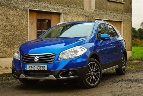 Suzuki Sx4 Crossover Review by Suzuki Sx4 Crossover Review Carzone New Car Review