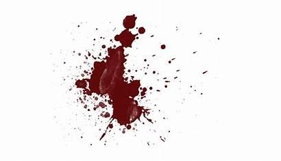 Blood Splatter Transparent Clip Clipart Background Realistic