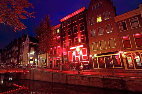 Light District by Top 15 Interesting Places To Visit In Amsterdam