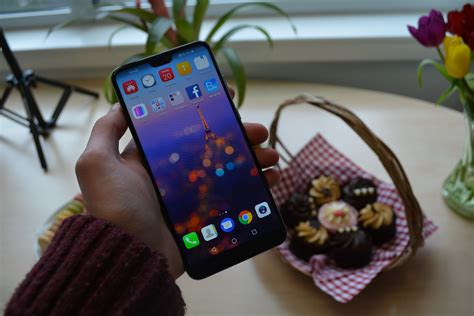 Huawei P20 Pro Review: Screen and Software | Trusted Reviews