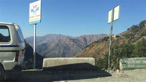 Mussoorie To Dehradun Ghat Road