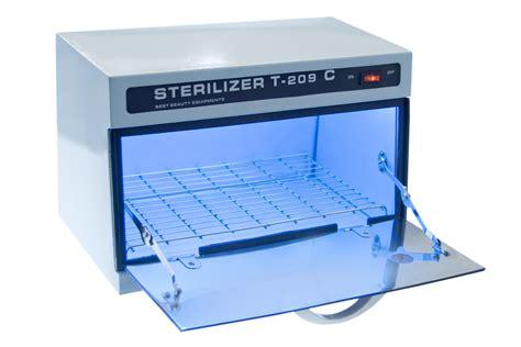 UV Sterilizer Cabinet - T-209 - Sterilizers & Germicidal