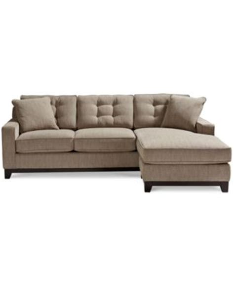 clarke fabric 2 piece sectional sofa clarke fabric 2 piece sectional queen sleeper sofa bed
