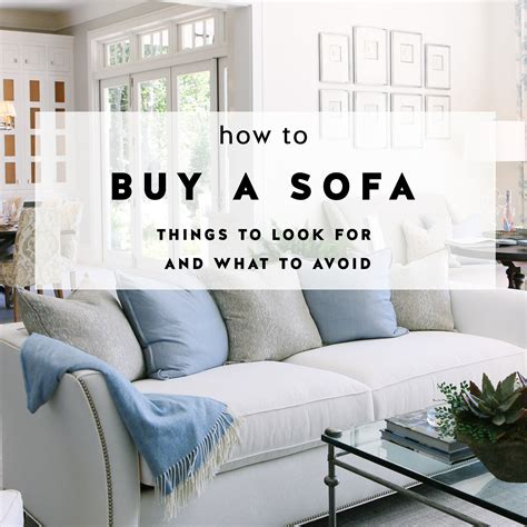 Buy Loveseat by How To Buy A Sofa What To Look For And What To Avoid