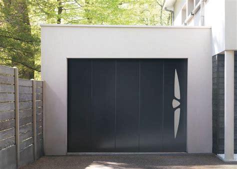 porte de garage moderne porte de garage enroulable sur mesure solabaie