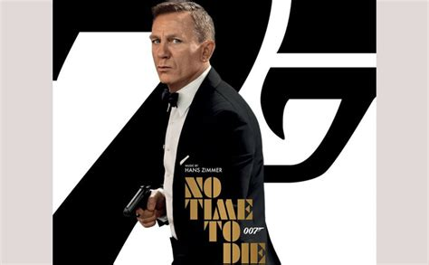 No Time To Die New Poster: Daniel Craig Has His Eyes On ...