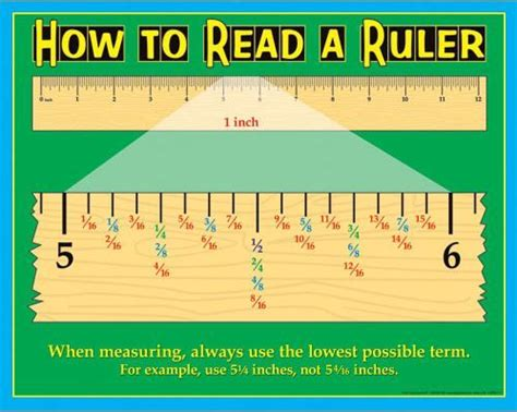 how to read a measure 1000 images about reading a ruler on pinterest