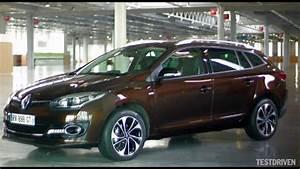 Renault Megane 3 Estate : 2014 renault megane estate youtube ~ Gottalentnigeria.com Avis de Voitures