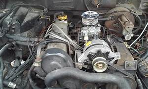 Removing Vac And Emissions On 83 Ranger