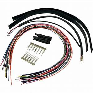 La Choppers Handlebar Extension Wiring Kit