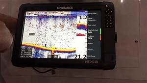 Lowrance Hds-12 Carbon At The Boot 2017