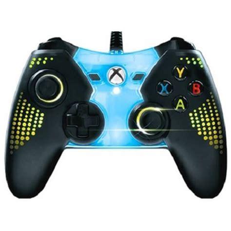 xbox  licensed spectra illuminated controller games
