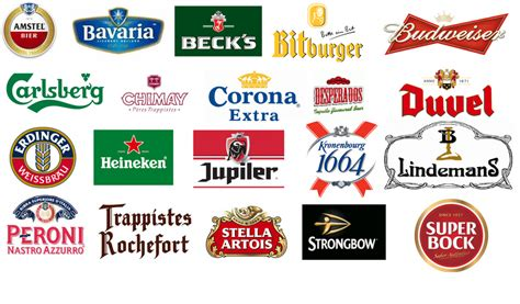 Beer Logos And Names Pictures To Pin On Pinterest Pinsdaddy