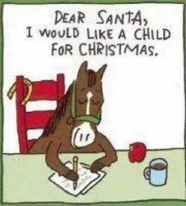 16 best images ... Funny Christmas Horse Quotes