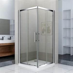 Duschkabine Glas Reinigen : gemauerte dusche als blickfang im badezimmer vor und ~ Michelbontemps.com Haus und Dekorationen
