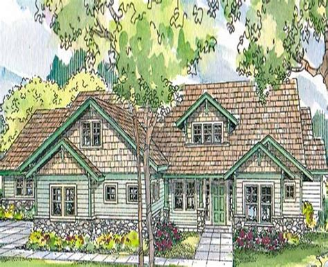 Large Country Craftsman With Modern Floor Plan And 3,952