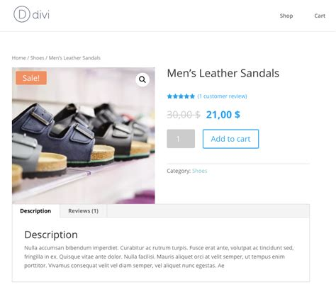 divi theme woocommerce single product template creating a custom single product page with divi builder
