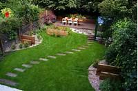 easy garden ideas and designs Simple Garden Landscape Design Cadagu Idea Backyard Gardens Home And Decorating With Modern ...