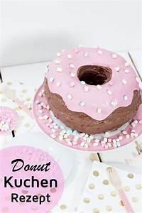 Geburtstag Party Ideen : ausgefallene kuchen rezepte donut torte backen ~ Frokenaadalensverden.com Haus und Dekorationen