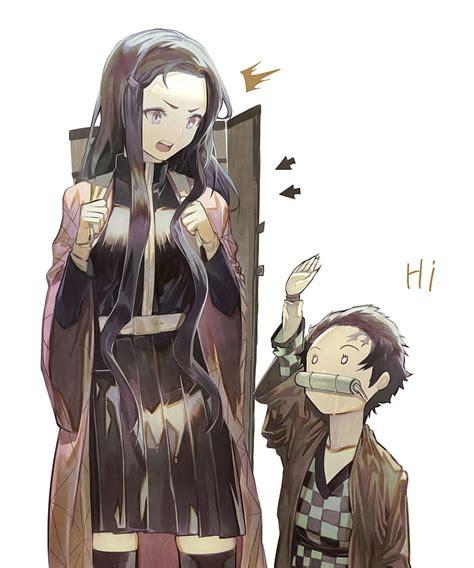 hd wallpaper kimetsu  yaiba black hair long hair