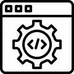 Code Terminal Icon Flaticon Low Faster Icons