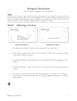 biological classification pogil answers fill printable fillable blank pdffiller