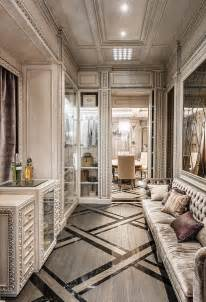 style homes interior neoclassical and deco features in two luxurious interiors