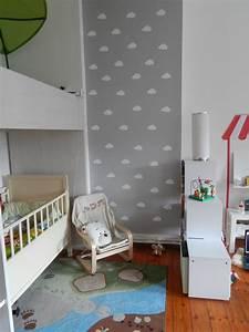 Kinderzimmer Ideen 1 Wolkenwand Tutorial Plotter