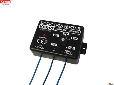 electronic fence m015n dc dc converter adjustable