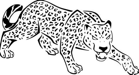 dessin bureau coloriage jaguarl