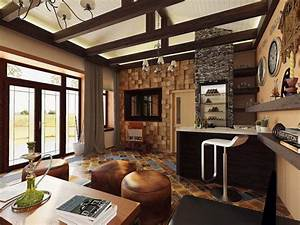 Country styles living room interior design ideas style for Interior decorating quizzes
