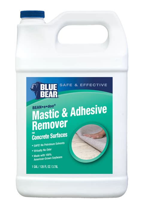Mastic Tile Adhesive Remover by Mastic Adhesive Remover For Concrete Bean E Doo
