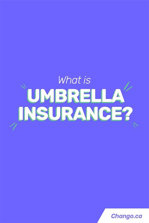 Umbrella insurance can provide coverage for injuries, property damage, certain lawsuits, and personal liability situations. Umbrella Insurance Definition   Personal Finance Glossary in 2020   Umbrella insurance, Finance ...