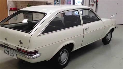 An Incredible HC Vauxhall Viva De Luxe Estate with Just ...