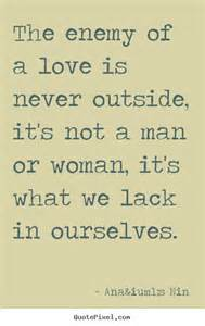 Anais Nin Quotes About Love