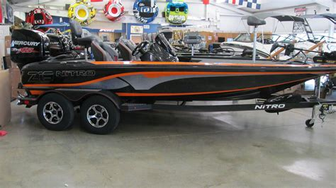 Used Nitro Bass Boats In Kentucky by Nitro Boats For Sale In Kentucky Page 1 Of 5 Boat Buys