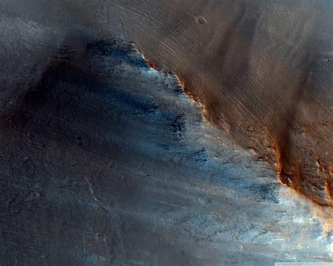 Dark Spot On Mars, Nasa 4k Hd Desktop Wallpaper For 4k