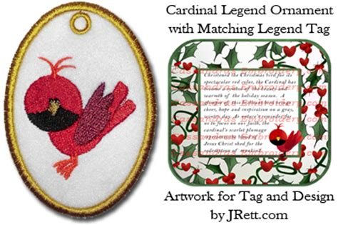 legends christmas ornaments cassandrasembroidery in the hoop designs religious legend ornaments set 1