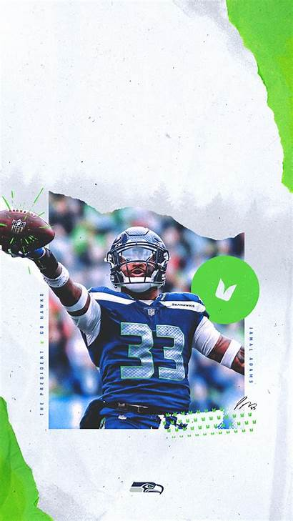Seahawks Seattle Iphone Wallpapers Mobile Android Jamal