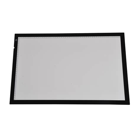 light table for tracing homcom 19 quot led tracing table light box pad