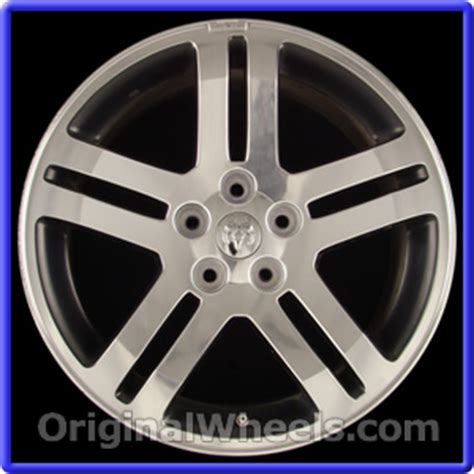 Dodge Charger Stock Rims by 2006 Dodge Charger Rims 2006 Dodge Charger Wheels At