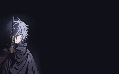 black anime aesthetic desktop wallpapers